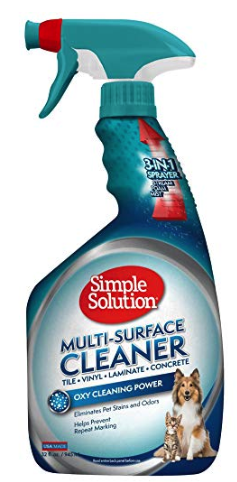 SIMPLE SOLUTIONS PET ENZYME CLEANER