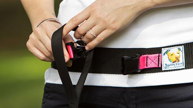 hands free belt