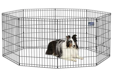 exercise pen for pets